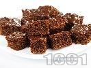 Рецепта Шоко кекс с орехи
